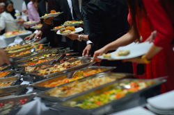 Pizza & Pita Halal Food - Catering
